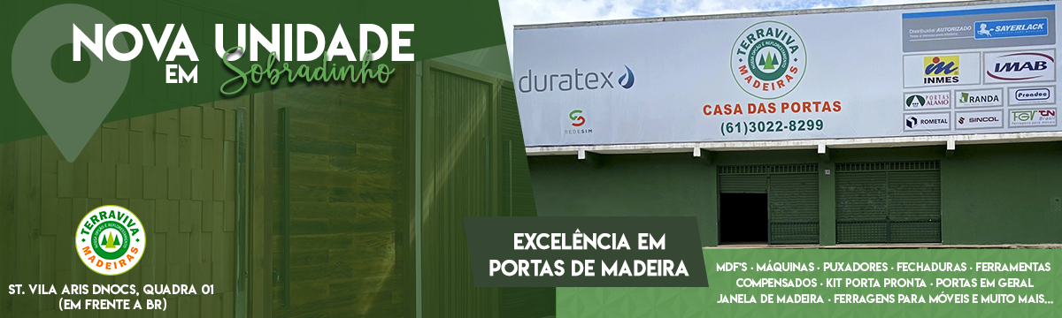 Madeireira Sobradinho