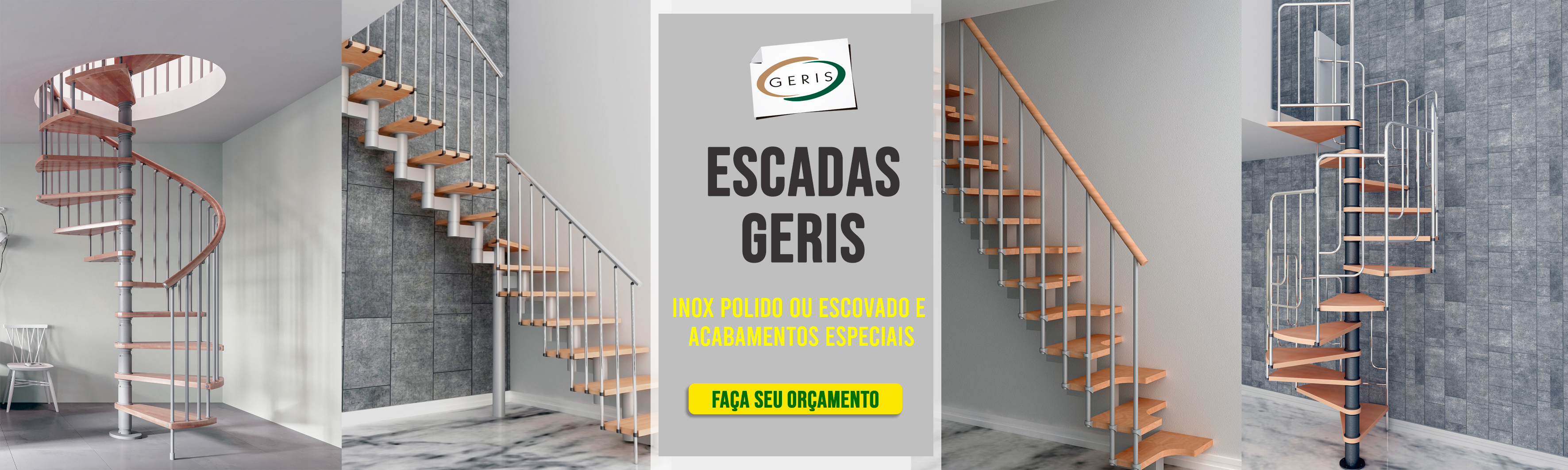escadas geris